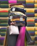 γυναικείος αγοραστής Στοκ φωτογραφία με δικαίωμα ελεύθερης χρήσης
