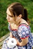 γυναικείος ιστός στοκ φωτογραφία