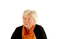 γυναικείος πρεσβύτερο&s Στοκ φωτογραφία με δικαίωμα ελεύθερης χρήσης