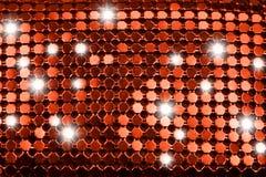 γυναικείο κόκκινο συμπ&lam Στοκ Φωτογραφίες