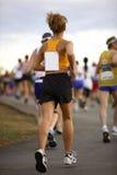 γυναικείο τρέξιμο Στοκ εικόνες με δικαίωμα ελεύθερης χρήσης