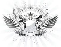 γυναικών ασπίδων διακριτ&io Στοκ Εικόνες