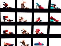 Γυναικών παπουτσιών Στοκ εικόνα με δικαίωμα ελεύθερης χρήσης