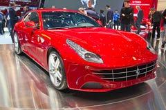 ΓΦ Ferrari Στοκ φωτογραφία με δικαίωμα ελεύθερης χρήσης