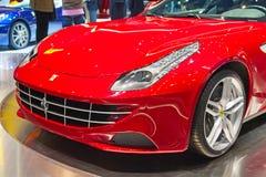 ΓΦ Ferrari στοκ εικόνα με δικαίωμα ελεύθερης χρήσης