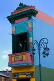 γωνία διάσημη Στοκ Φωτογραφία