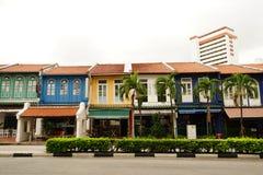 Γωνία της Σιγκαπούρης Στοκ εικόνα με δικαίωμα ελεύθερης χρήσης