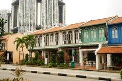 Γωνία της Σιγκαπούρης Στοκ φωτογραφία με δικαίωμα ελεύθερης χρήσης