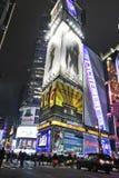 Γωνία της Times Square Στοκ φωτογραφία με δικαίωμα ελεύθερης χρήσης