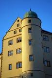 Γωνία του csstle Στοκ εικόνα με δικαίωμα ελεύθερης χρήσης