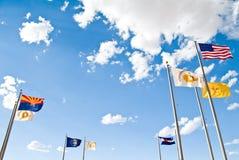 γωνίες τέσσερα Στοκ εικόνα με δικαίωμα ελεύθερης χρήσης