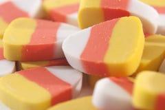 Γόμες Candycorn Στοκ εικόνες με δικαίωμα ελεύθερης χρήσης