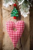 Γόμφος Χριστουγέννων Στοκ φωτογραφίες με δικαίωμα ελεύθερης χρήσης