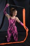γόνατα χορευτών Στοκ φωτογραφία με δικαίωμα ελεύθερης χρήσης