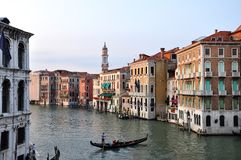 γόνδολα Βενετία Στοκ φωτογραφία με δικαίωμα ελεύθερης χρήσης