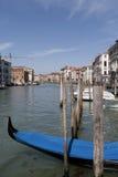 γόνδολες Ιταλία Βενετία Στοκ φωτογραφία με δικαίωμα ελεύθερης χρήσης