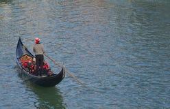 Γόνδολα της Βενετίας Στοκ Εικόνες
