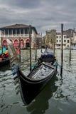 Γόνδολα της Βενετίας Στοκ φωτογραφίες με δικαίωμα ελεύθερης χρήσης