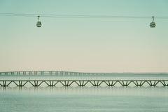 γόνδολα Στοκ Φωτογραφία