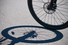 Γύροι θερινών ποδηλάτων Στοκ Φωτογραφίες