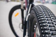 Γύροι θερινών ποδηλάτων Στοκ Εικόνα