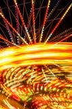 Γύροι καρναβαλιού Στοκ Εικόνες