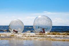 Γύροι νερού Στοκ φωτογραφία με δικαίωμα ελεύθερης χρήσης