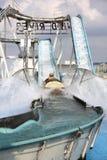 Γύρος αγωγών ύδατος κούτσουρων στοκ φωτογραφίες με δικαίωμα ελεύθερης χρήσης