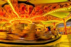 Γύρος εκθεσιακών χώρων Στοκ Εικόνες