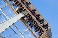 γύρος λούνα παρκ Στοκ φωτογραφίες με δικαίωμα ελεύθερης χρήσης