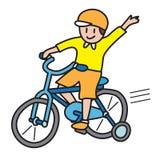 γύρος ποδηλάτων ελεύθερη απεικόνιση δικαιώματος