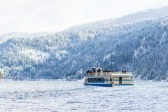 Γύρος ρολογιών χειμερινών αετών Στοκ εικόνες με δικαίωμα ελεύθερης χρήσης
