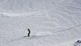 γύρος σκι Στοκ φωτογραφίες με δικαίωμα ελεύθερης χρήσης