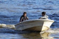 Γύρος στη βάρκα Στοκ Φωτογραφίες