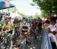 Γύρος του Lawson Caddock 2013 Καλιφόρνιας Στοκ εικόνα με δικαίωμα ελεύθερης χρήσης