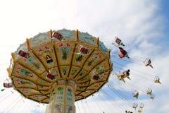 Γύρος φεστιβάλ Στοκ Εικόνες