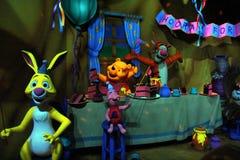 Γύρος Winnie-ο-Pooh Στοκ Εικόνες