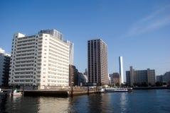 γύρω από το sumida Τόκιο ποταμών τη Στοκ εικόνες με δικαίωμα ελεύθερης χρήσης