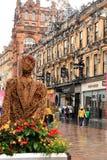 Γλασκώβη Σκωτία Στοκ Φωτογραφία