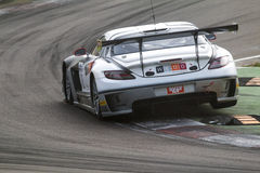 Γ Ι Αγώνας αυτοκινήτων Turismo Gran Στοκ φωτογραφία με δικαίωμα ελεύθερης χρήσης