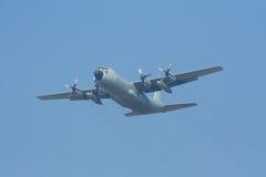 60106 γ-130 της βασιλικής ταϊλανδικής Πολεμικής Αεροπορίας Στοκ εικόνες με δικαίωμα ελεύθερης χρήσης
