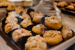 Γλυκά αρτοποιείων Στοκ φωτογραφίες με δικαίωμα ελεύθερης χρήσης