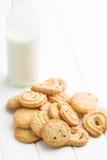 Γλυκά βουτύρου μπισκότα Στοκ εικόνα με δικαίωμα ελεύθερης χρήσης