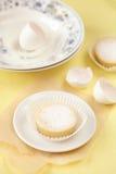 Γλυκά κέικ γάλακτος ζάχαρης στοκ εικόνα