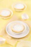Γλυκά κέικ γάλακτος ζάχαρης στοκ φωτογραφία