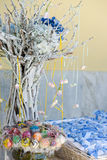 Γλυκά και διακόσμηση Στοκ φωτογραφία με δικαίωμα ελεύθερης χρήσης