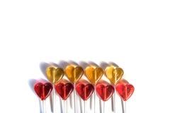Γλυκά καραμελών Lollipops Στοκ φωτογραφίες με δικαίωμα ελεύθερης χρήσης