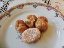 Γλυκά καρναβαλιού στοκ εικόνες με δικαίωμα ελεύθερης χρήσης