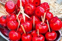 Γλυκά μήλα Στοκ φωτογραφία με δικαίωμα ελεύθερης χρήσης