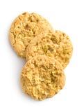 Γλυκά μπισκότα φυστικιών Στοκ φωτογραφία με δικαίωμα ελεύθερης χρήσης